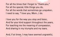 lovely happy birthday letter to mom from son with happy birthday mom letters 351w8to45a5haafn8iaive