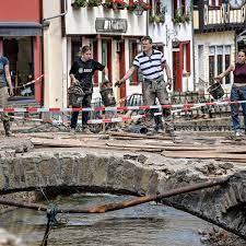 Germany floods: 155 still missing as ...