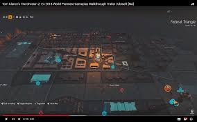 Tom Clancy's The Division 2 Map from E3 ...