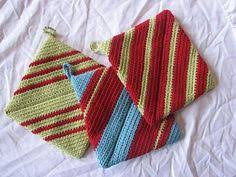 Double Thick Crochet Potholder Pattern