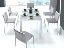 contemporary white dining chairs white dining chairs modern contemporary dining room chair amazing white modern sets contemporary white dining chairs