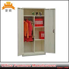 Self Assembly Bedroom Furniture China Self Assembly Bedroom Furniture Two Door Iron Cloth Locker