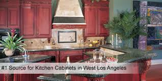 Remodeling Cabinets And Counter Tops In West Los Angeles