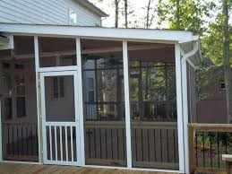 screen porch systems. Porch Systems: With Screen Railing Systems Design \u2013 Fortikur