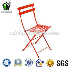 french bistro chairs metal. Check This French Garden Chairs Folding Vintage Pro Metal Bistro In Outdoor