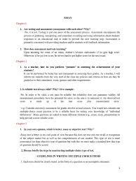 i educational assessment test assessment