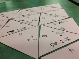 solving equations activities round up