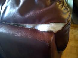 ripped leather couch how to repair small cut in leather sofa org sewing hole in leather