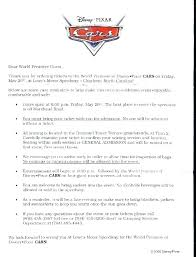 Cover Letter To Disney Cover Letter To Disney Industrial Engineer Cover Letter Co Cover