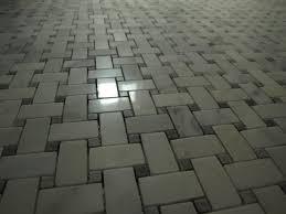 basketweave tile bathroom. Compelling Basketweave Tile Bathroom