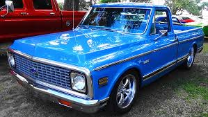 All Chevy c10 72 chevy : 1972 Chevy C/10 454 Cruisin' The Coast 2015 - YouTube