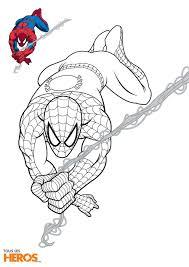 Telecharger Coloriage Spiderman Gratuit Duilawyerlosangeles