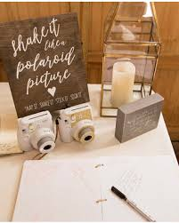 Sign Book For Wedding Incredible Rustic Wedding Guest Book Get The Deal Polaroid