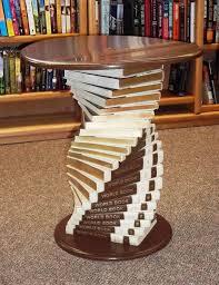 vine book clock