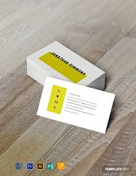 Simple Business Card Template Word Free Simple Business Card Template Word Psd Apple