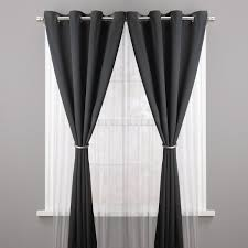 how to install curtain holdbacks design ideas bine with sheer curtain viewing gallery