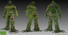 8 Swamp Thing ideas | swamp, dc comics art, swamp thang