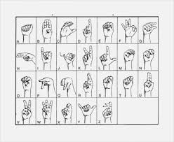 15 Expert Signing Alphabet Chart