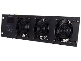 fan unit. 2.5u rack-mountable triple fan cooling unit