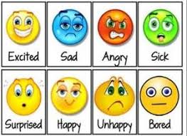 Free Printable Feeling Faces Cards - Bing Images | Feelings activities, Feelings chart, Emotions cards