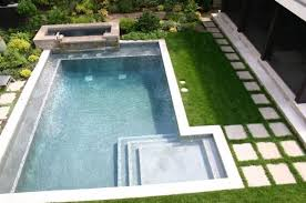 Small Picture Modern Garden Design With Pool erikhanseninfo