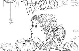 Small Picture 100 ideas Charlottes Web Coloring Pages on wwwgerardduchemanncom