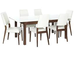 extendable dining table set furniture extending and chairs white round