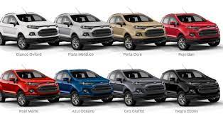 Ford Ecosport Titanium Ford Ecosport Ford Parts Ford Edge