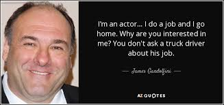Sopranos Quotes Best TOP 48 QUOTES BY JAMES GANDOLFINI AZ Quotes