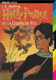 french cover harry potter and the goblet of fire