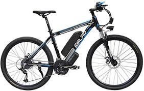 <b>SMLRO Electric Mountain</b> Bike, 1000W 26'' Electric Bicycle with ...
