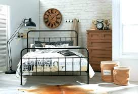wrought iron bed – home ideas
