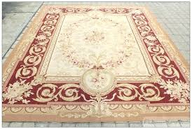 wool area rug elegant rugs 8 x square cream red fl pattern vintage 8x10 furniture