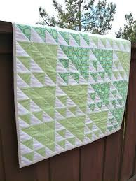 92 best Gender Neutral Baby Quilts...sew cute! images on Pinterest ... & Gender Neutral Modern Baby Quilt Adamdwight.com