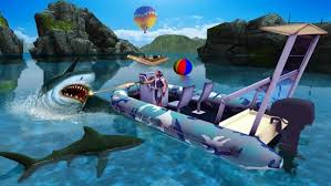 shark attack game blue whale sim android apps on google play  shark attack game blue whale sim screenshot thumbnail