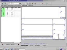 Анализ технико экономических показателей деятельности мебельного  Рисунок 2 Компьютерная карта раскроя