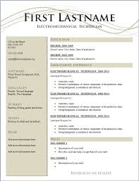 totally free resume templates create a free resume physical .