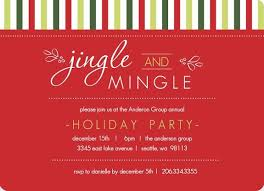 Business Holiday Party Invites Christmas Party Invitations