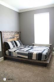 bedroom diy. Modren Diy Easy DIY Platform Bed Throughout Bedroom Diy E