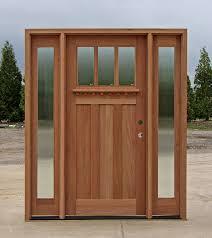 12 beautiful craftsman front door designs all design doors ideas with regard to exterior prepare 14