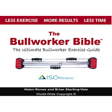 Original Bullworker Exercise Chart Chart Bow Classic Bullworker Personal Home Fitness