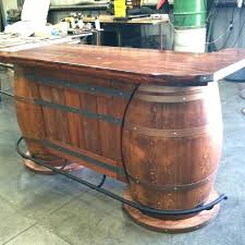 Wine Barrel Bar Stools Stool Whiskey Stave Interior Design Large Size Of  Custom Made For Our