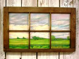 image of nice window picture frame