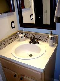 bathroom tile backsplash. Great Glass Tile Backsplash In Bathroom Nice Design L