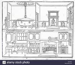 Back Boiler Design Illustration Depicting Mr Whiteleys Design For Central