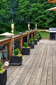 deck furniture ideas. The 25 Best Deck Decorating Ideas On Pinterest Outdoor Patio And Diy Bar Furniture C