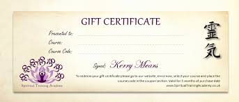 Gift Chart Template 25 Samples Of Gift Certificate Business Template Example