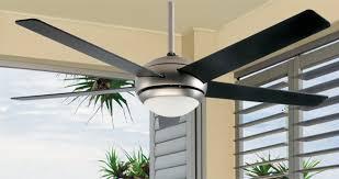 ceiling fan residential metal