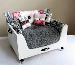 luxury dog bed furniture. luxury designer shabby chic parisian dog bedneed one for belle bed furniture e