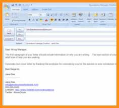 Emailing A Resume Enchanting When Emailing A Resumes Kenicandlecomfortzone